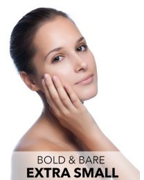 Bold & Bare Laser Hair Removal Program - Extra Small Area