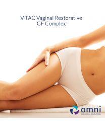 Omni Bioceutical Innovations V-TAC Vaginal Restorative GF Complex