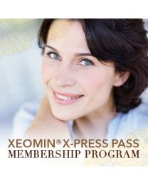 Tuscan Xeomin® X-Press Pass Membership Program