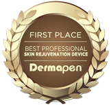 Dermapen New Beauty First Place Best Professional Skin Rejuvenation Device